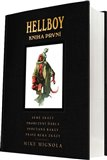 Hellboy: Pekelná knižnice kniha první - obálka
