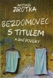 Bezdomovec s titulem - obálka