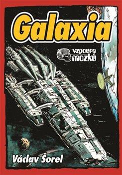 Obálka titulu Galaxia