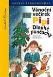 Vánoční večírek Pipi Dlouhé punčochy - obálka