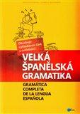 Velká španělská gramatika - obálka