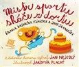 Mistr sportu skáče z dortu - obálka
