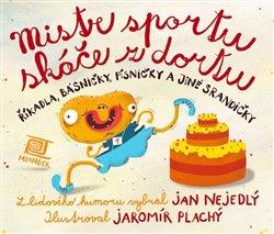 Obálka titulu Mistr sportu skáče z dortu