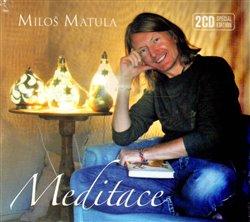 Meditace Deluxe, CD - Miloš Matula