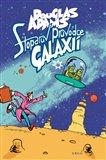 Stopařův průvodce Galaxií 1. - obálka