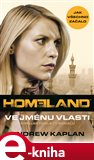 Homeland. Ve jménu vlasti (Elektronická kniha) - obálka