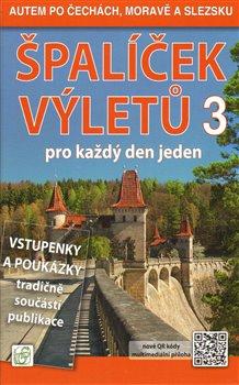 Špalíček výletů pro každý den jeden 3 - Petr David, Vladimír Soukup
