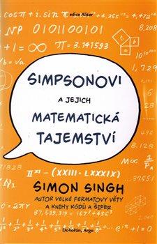Obálka titulu Simpsonovi a jejich matematická tajemství