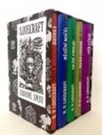 Sebrané spisy H. P. Lovecrafta BOX - obálka