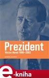 Prezident (Václav Havel 1990–2003) - obálka