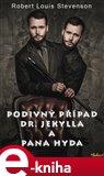 Podivný případ Dr.Jekylla a pana Hyda - obálka