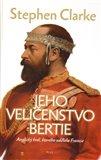 Jeho Veličenstvo Bertie - obálka
