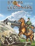 Stopa legionáře (Kniha, vázaná) - obálka