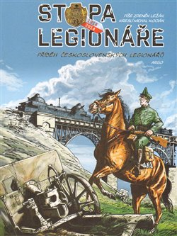 Obálka titulu Stopa legionáře