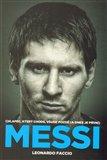 Messi (Chlapec, který chodil všude pozdě (a dnes je první)) - obálka