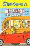Bart Simpson 15 (11/2014): Třídní klaun - obálka