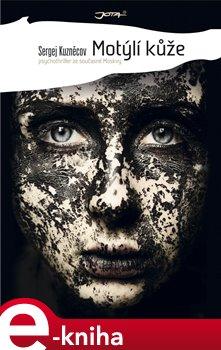 Obálka titulu Motýlí kůže
