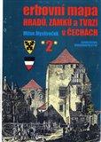 Erbovní mapa hradů, zámků a tvrzí v Čechách 2 - obálka