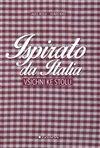 Obálka knihy Ispirato da Italia