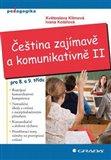 Čeština zajímavě a komunikativně II - obálka