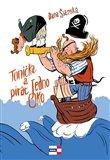 Tonička a pirát Jedno Oko - obálka