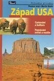 Západ USA – průvodce přírodou - obálka