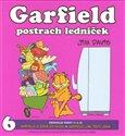 Garfield postrach ledniček - obálka