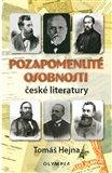 Pozapomenuté osobnosti české literatury - obálka