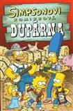 Simpsonovi: Komiksová dupárna - obálka