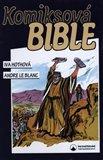 Komiksová bible - obálka