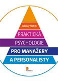 Praktická psychologie pro manažery a personalisty - obálka