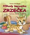 Obálka knihy Příhody kocourka Zrzečka