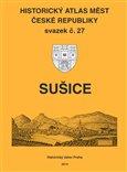 Sušice (Historický atlas měst ČR, sv. 27) - obálka