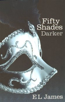 Obálka titulu Fifty Shades Darker