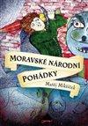 Obálka knihy Moravské národní pohádky