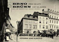 Obálka titulu Brno před 100 lety