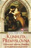 Kunhuta Přemyslovna - obálka