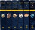 Dějiny světa - kompletní edice (Nový pohled na světové dějiny v 6 svazcích) - obálka