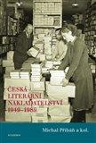 Česká literární nakladatelství (1949-1989) - obálka
