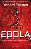 Zákeřná ebola (Thrillerový příběh podle skutečných událostí) - obálka