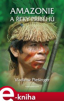 Obálka titulu Amazonie a řeky příběhů