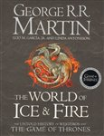 The World of Ice and Fire - obálka