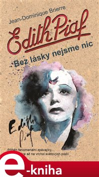 Obálka titulu Edith Piaf