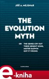The Evolution Myth - obálka