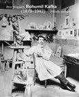 Bohumil Kafka. Příběh sochaře (1878-1942) - obálka
