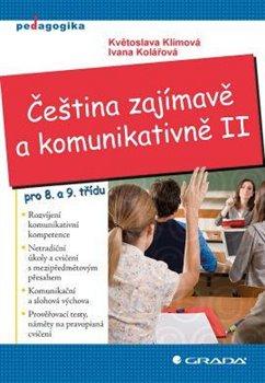 Obálka titulu Čeština zajímavě a komunikativně II