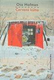 Červená kůlna - obálka