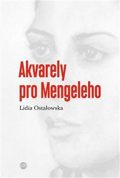 Obálka titulu Akvarely pro Mengeleho