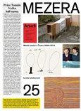 Mezera - Mladé umění v Česku (1990- 2014) - obálka