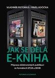 Jak se dělá e-kniha (Bazar - Mírně mechanicky poškozené) - obálka